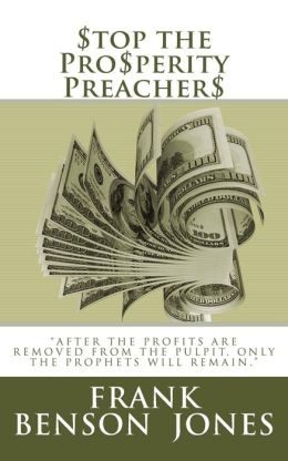 stop the prosperity preachers